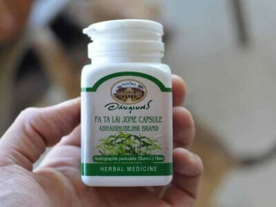 Andrographis Herb Reduce Fever In Child Naturally