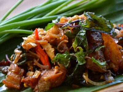 Thai Pad Krapow Recipe