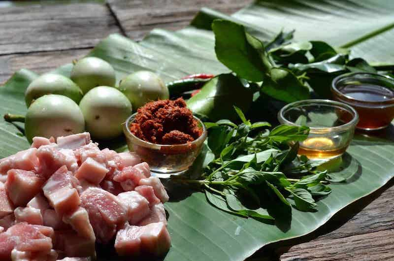 authentic panang curry recipe ingredients